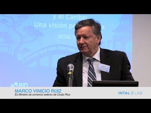 Presentación de Marco Ruiz - Las relaciones económicas de China con América Latina y el Caribe