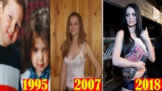 WWE Divas Paige Transformation || From 2 To 26 Years Old | WWE Then and Now