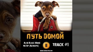 Фильм ПУТЬ ДОМОЙ музыка OST 1 Aloe Blacc Wake Me Up Acoustic A Dog's Way Home (Trailer Song)