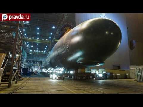 Russia gets down to construction of a new nuclear submarine