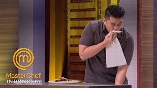 MASTERCHEF INDONESIA - Chef Arnold Tak Sanggup Cicipi Ini | Gallery 3