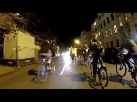 Critical Mass Köln - November 2015