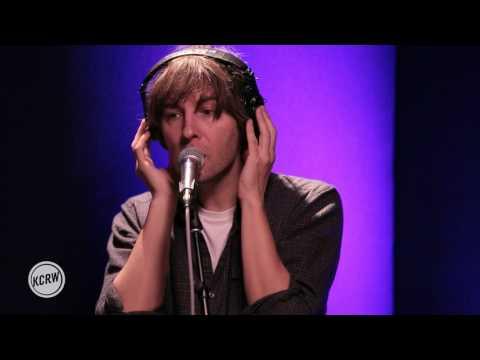 "Phoenix performing ""Fior Di Latte"" Live on KCRW"
