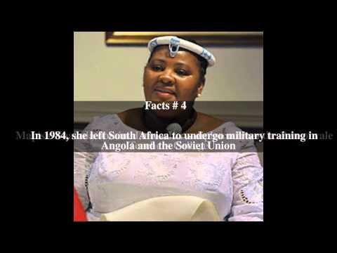 Nosiviwe Mapisa-Nqakula Top # 5 Facts