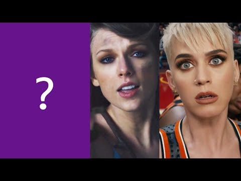 What is the song? 1 SECOND Taylor Swift & Katy Perry #1