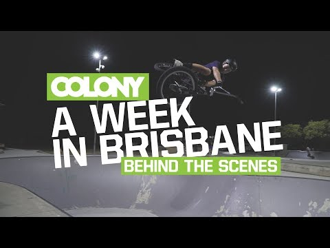 Behind the scenes footage of a week spent in Brisbane with Alex Hiam, Jayden Fuller, Chris James, Josh Dove & Polly. These clips are out takes from footage ...