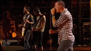 Linkin Park Performs 'Somewhere I belong' & 'In My Remains' MTV World Stage 2012 (HD)