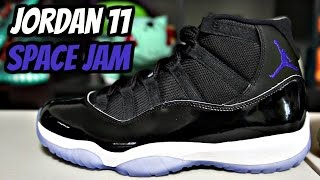 Air Jordan 11 Space Jam Monstar Mash