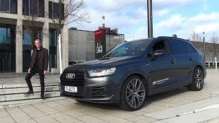 Audi Q7 Test - Ist groß gleich gut? - Review Drive Kaufberatung