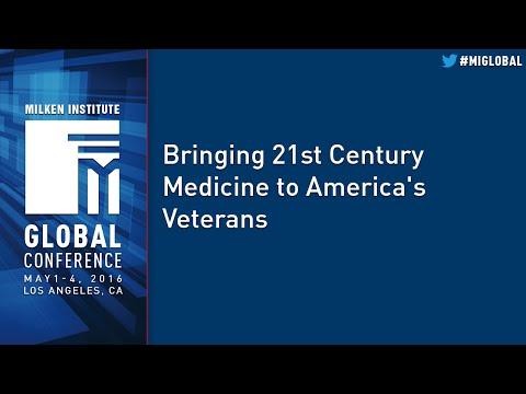 Bringing 21st Century Medicine to America's Veterans