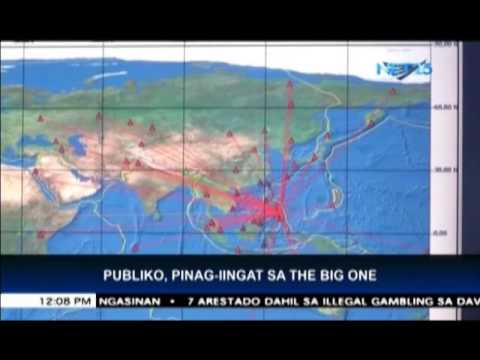 """Be ready for the big one,"" Phivolcs warns residents of Metro Manila and nearby areas"