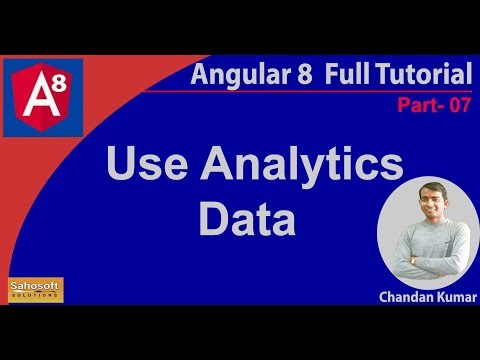 Angular 8 new Features - Analytics Data | features of Angular 8 thumbnail