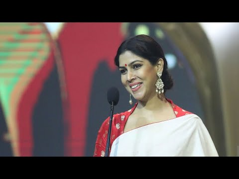 Sakshi Tanwar Speech at AACTA Awards 2017| Dangal | Russell Crowe|Sydney, Australia