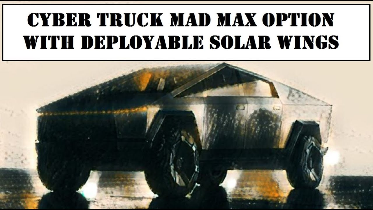 The Deployable Solar Option for Tesla's Cybertruck : Engineering Analysis