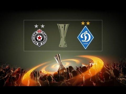 Liga Evrope 2. kolo: Dinamo Kijev - KZS, nakon Partizan - Dinamo 2-3