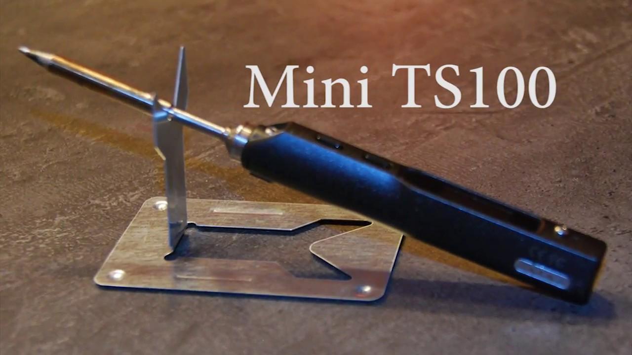 FER A SOUDER MINI TS100
