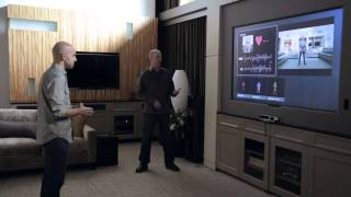 New Xbox One  Kinect Exclusive WIRED Video