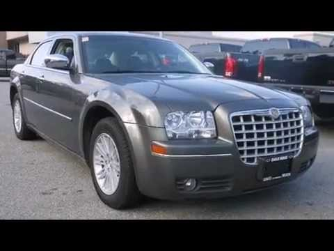 2010 Chrysler 300 Touring grey Coquitlam Vancouver BC ...