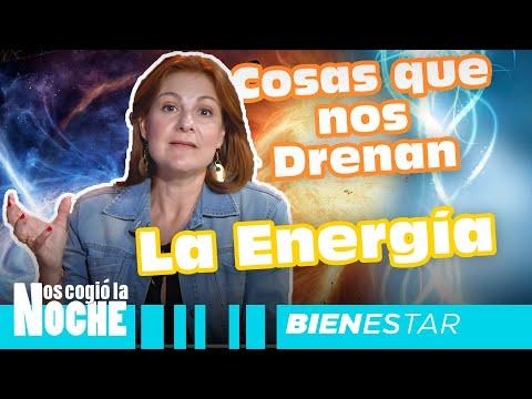 Las 4 Cosas que nos Drenan la Energía -  Nos Cogió La Noche