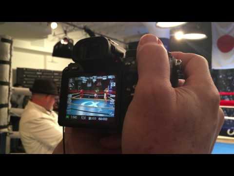 Sony A9 Hands-On: AF & Burst Shooting