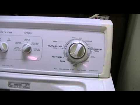 Another Direct Drive The Kenmore 80 Series Washer