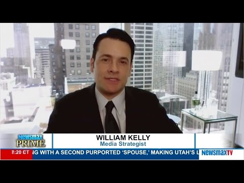 "Newsmax Prime: William J. Kelly says IL GOP pulling a ""Colorado"""