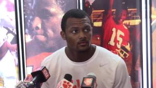 TigerNet.com - Deshaun Watson on offense not clicking