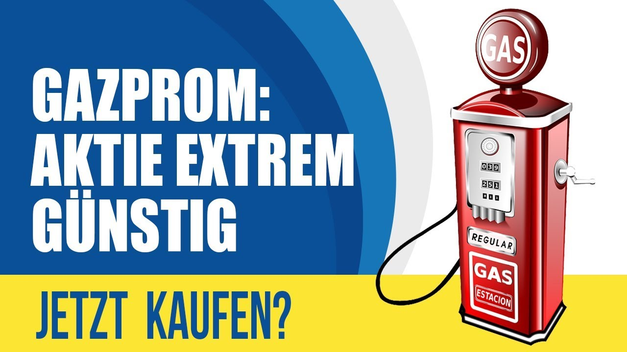 Aktie Gasprom