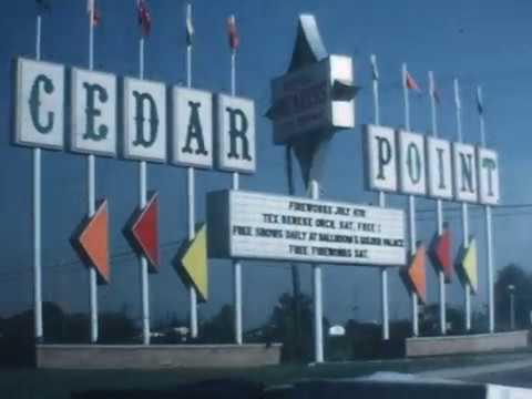 Visit To Cedar Point 1968