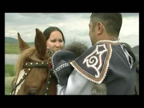 "Bashkir folk song ""Ashkadar"" Dilyara Idrisova, Azat Aitkylov (2011г)"