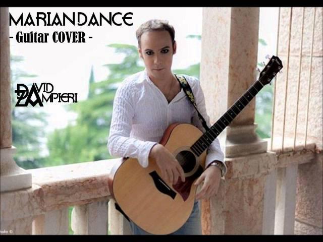 MARIAN DANCE - Steve Fairclough - (Guitar Cover)