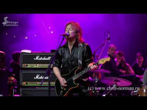 Chris Norman & Band. Symphonic Live in Budapest, 22 Apr 2017. Part 2