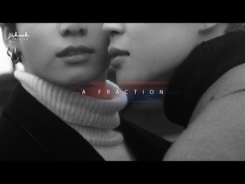 Jikook/Kookmin • A fraction 💕