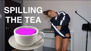 spilling the tea (my crush, why i don't go to public school, how i write my songs, etc)