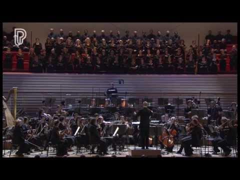 Lionel Sow et le Chœur de l'Orchestre de Paris