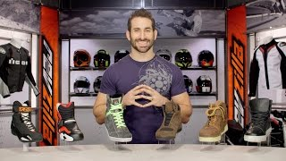 2015 Short Boot and Riding Shoes Buyers Guide at RevZilla.com