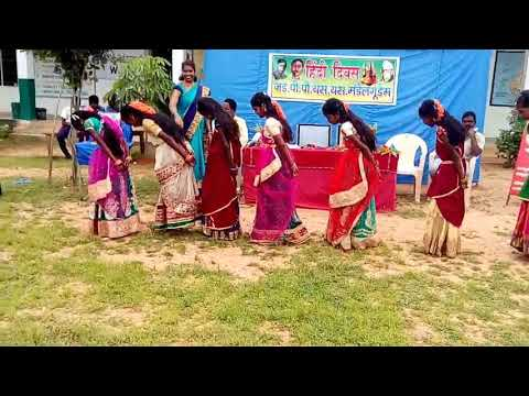 Swagath karte aaj tumhara dance 7th class students