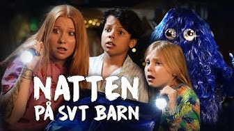 Natten på SVT Barn - Trailer