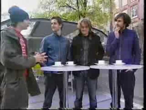 Keane in Amsterdam 2004 UK TV