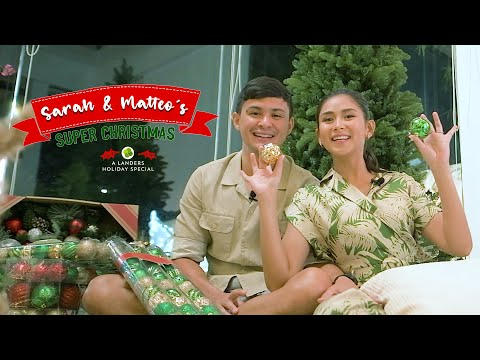 Episode 2   Sarah & Matteo's Super Christmas: A Landers Holiday Special