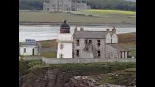 Kirkwall - Orkney Islands - (Escócia) - Msc Magnifíca