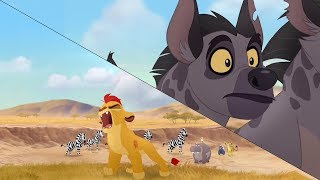 Video Lion Guard: Kion's Roar of the Elders | Swept Away HD Clip download MP3, 3GP, MP4, WEBM, AVI, FLV September 2017