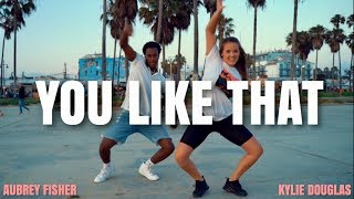 You Like That - Chris Brown | (Short Dance Video) | Choreography By: Aubrey Fisher & Kylie Douglas