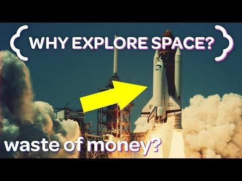 What's the Point of Space Exploration?