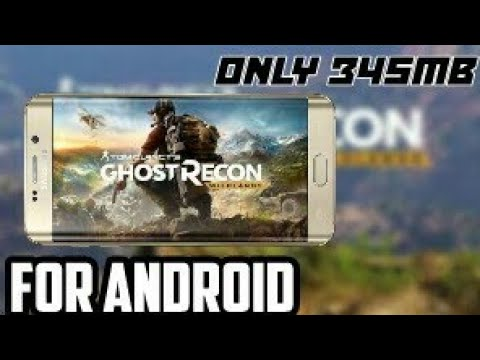 DOWNLOAD GHOST RECON WILD-LANDS FOR ANDROID PPSSPP (MOD)