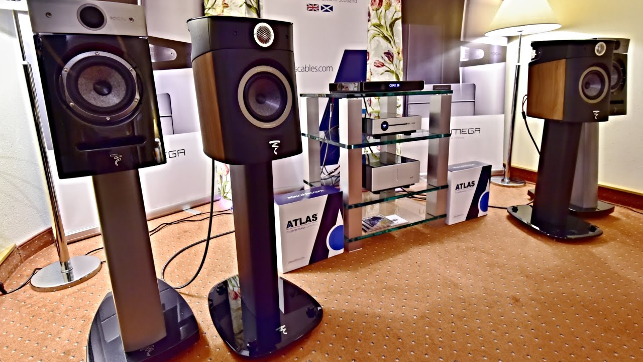 FOCAL Sopra No1 Diablo Utopia