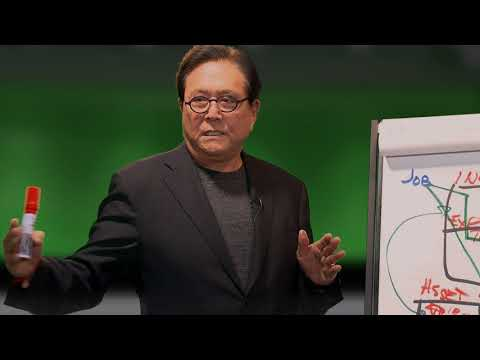 HOW TO CONVERT A LIABILITY INTO AN ASSET - ROBERT KIYOSAKI, Rich Dad Poor Dad