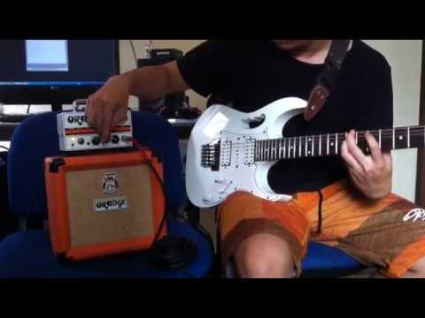 Orange Micro Terror sound sample