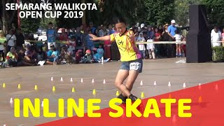 Inline Skate Classic Battle Speed Slalom - Semarang Walikota Open Cup 2019