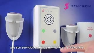 Sistema Master Plus - Llamada de enfermería Sincron